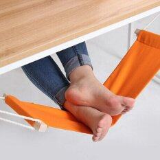 Office Foot Rest Stand Desk Feet Hammock Easy To Disassemble Study Indoor By Peas In Pod.
