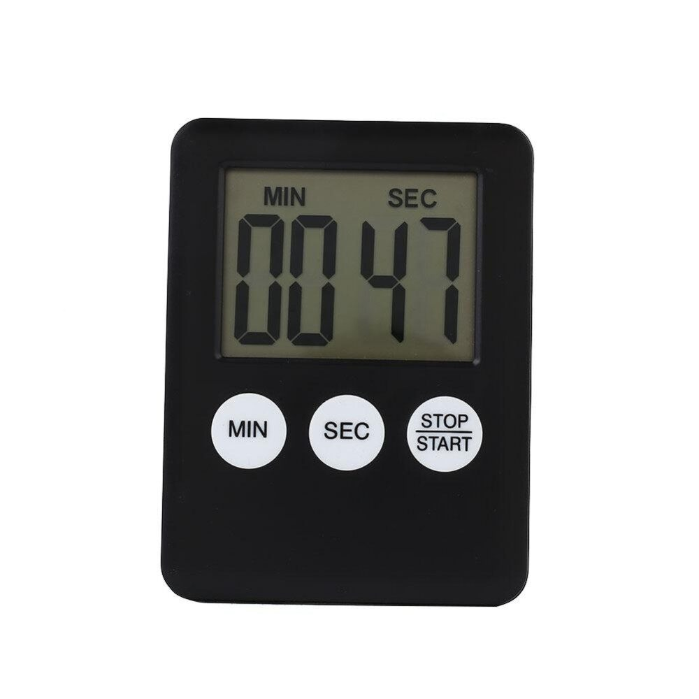 Oscar Store Practical High-quality Hot Sell Digital LCD Large Magnetic Kitchen Time Counter Cooking Alarm Gym Timer