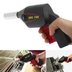 Outdoor Air Blowers Barbecue Tools Handheld Manual BBQ Fan Portable Fire Ventilator Flames Hand Power Camping Supplies