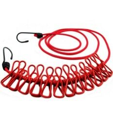 Outdoor Clothes Clip  Rope 【Adjustable Length】