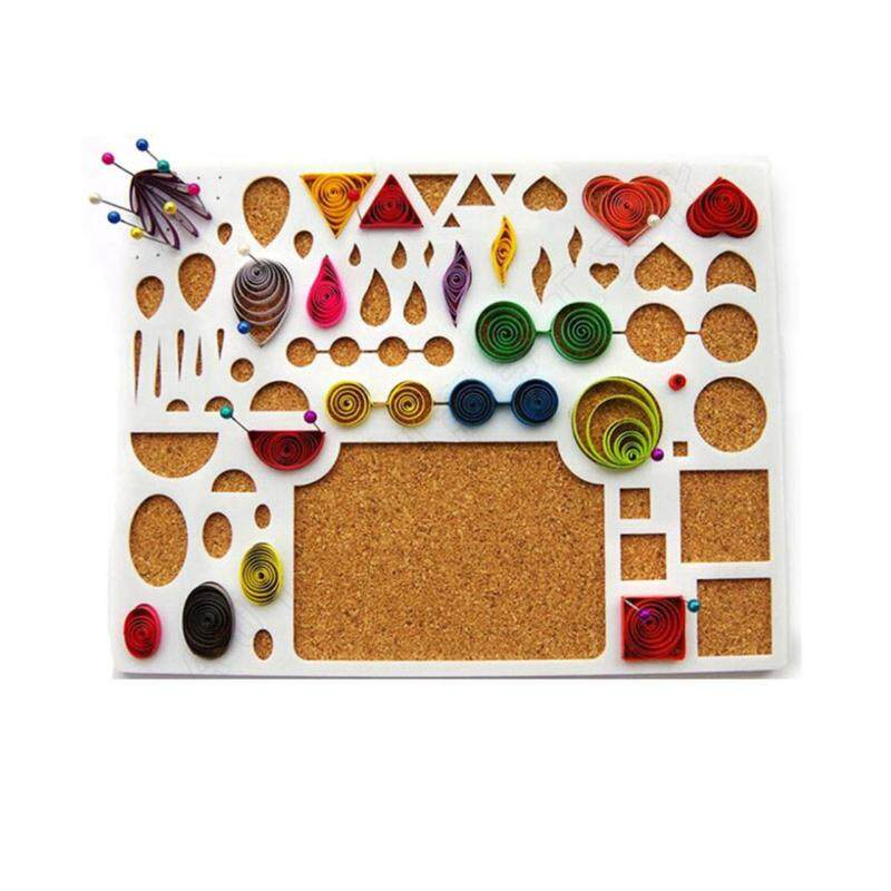Paper Quilling Template DIY Tool Accessory Mould Board Paper Crafts Tool