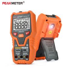 PEAKMETER PM8248S Vạn Năng Kỹ Thuật Số Kẹp cho Multimeters Điện Dung Đo Transistor Bút Thử Điện