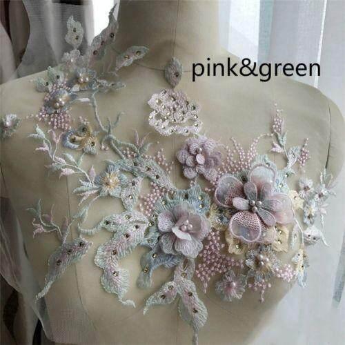 pearl-beaded-3d-flowers-lace-applique-wedding-dress-decor-floral-patch-costume-6783-466104881-0649caa9023600a2a4fbe9e34bea3776- Review Harga Contoh Gaun Muslim Untuk Pesta Pernikahan Paling Baru saat ini