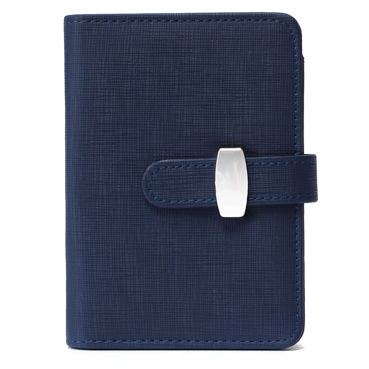 Mua Personal Pocket Organiser Planner PU Leather Cover Filofax Diary Notebook Blue - intl