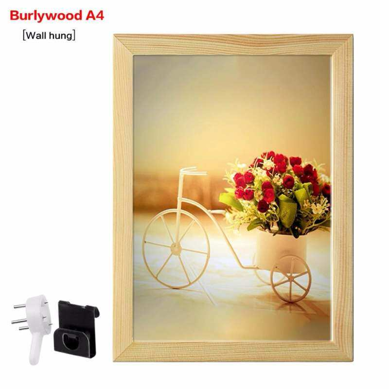 Photo Frames Poster Frame Picture Frame Wood Effect Various Sizes A2 A3 A4 5 6 7 - intl