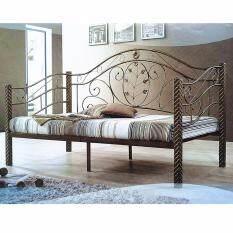 PJY 1357 Daybed (Antique Brass)