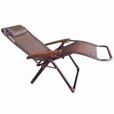 PJY Diamond Luxury King Size 8L Relax Chair (Brown)