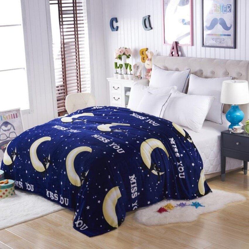 Kotak-kotak dan Bedspreads Ke Sofa Perjalanan Selimut Bulu Beddingthrows Di Sofa/Tempat Tidur/Mobil Portabel Kotak-kotak-Internasional