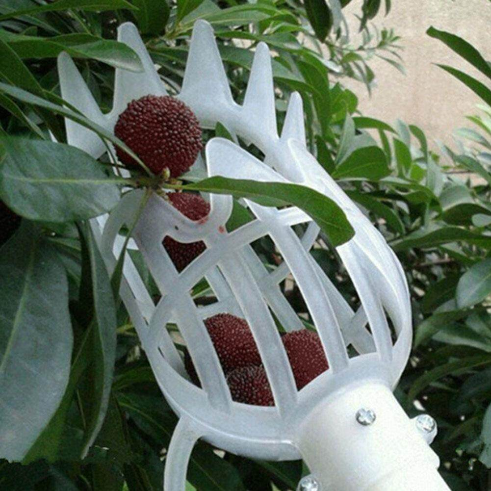 Plastic Fruit Picker Catcher Gardening Farm Garden Hardware Picking Tool