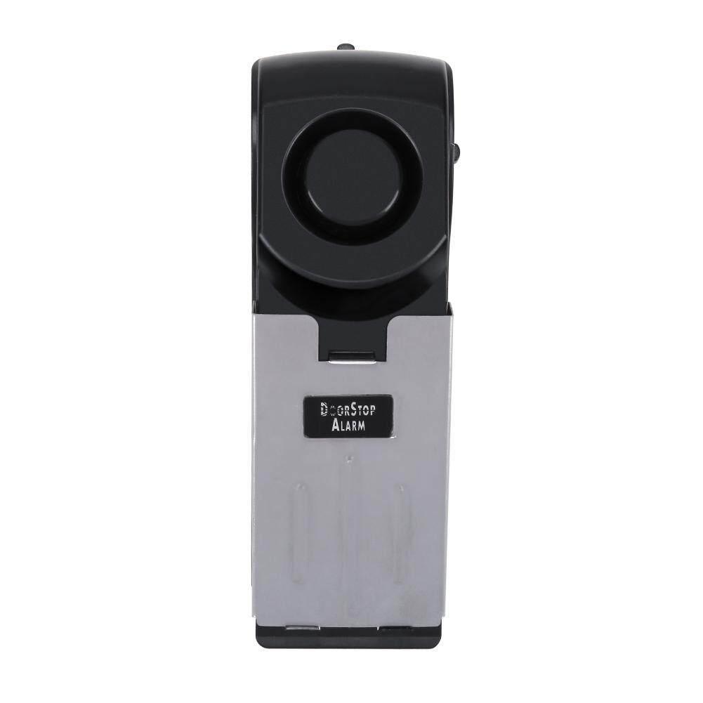 Hình ảnh Portable Door Stop Alarm Home Travel Wireless Safety Security Alert Device - intl