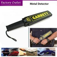 Portable Metal Detector Professional Garrett Handheld Metal Detectors Superscanner Security Detector De Metal Altin Dedektor By Reasin Store.