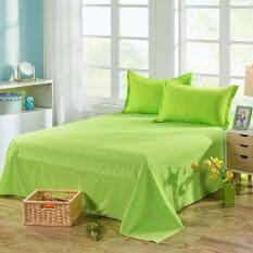 Practical High-quality Hot Sell Bedsheet Bed Bedclothe Bedspread Polyester Room Furniture Flat Single Beding 230*230cm