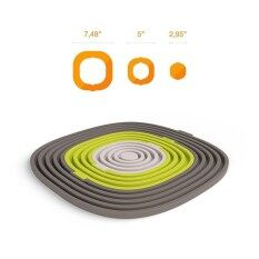 Practical High-Quality Hot Sell Silicone Anti Heat Bowls Potholder Pot Holder Home Kitchen Placemat Cup Mat Pad