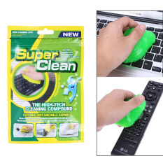 Practical Magic Innovative Super Dust Clean High Tech Cleaning Compound Slimy Gel For Cyber Computer