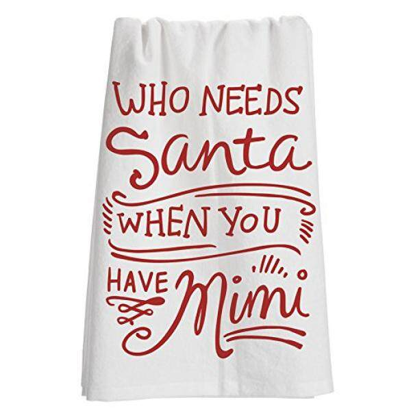 Primitives by Kathy 25945 Holiday Kitchen Towel Have Mimi