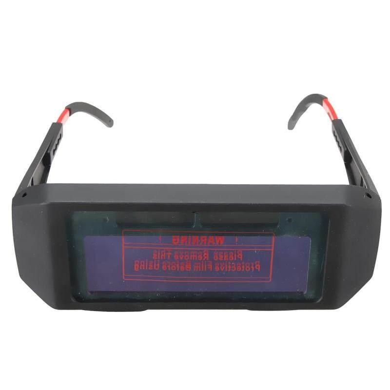 Pro Solar Auto Darkening Welding TIG Mask Helmet Eyes Goggle Welder Glasses Arc
