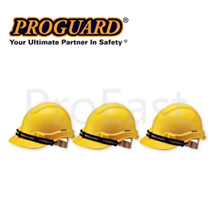 Proguard 3 unit HG1-PHSL Advantage Safety Helmet Yellow (Sirim Certified)