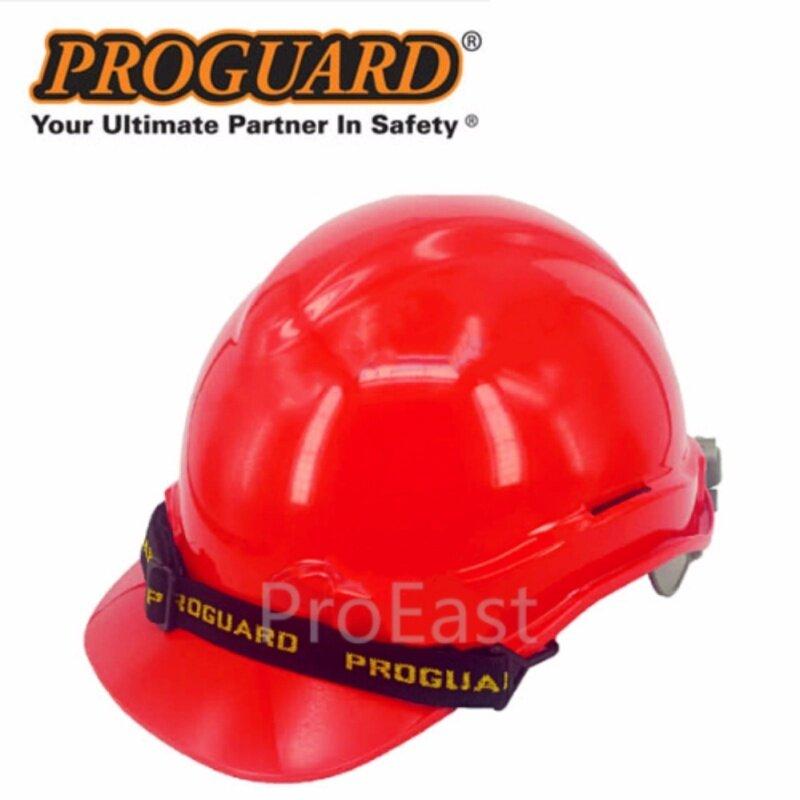 Proguard HG1-PHSL Advantage Safety Helmet Red (Sirim Certified)