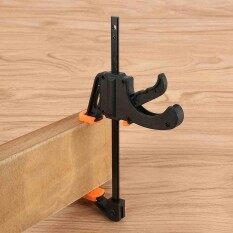 Ratchet Release Speed Squeeze Bar Clamp Quick DIY Wood Working Hand Tool 4 Inch