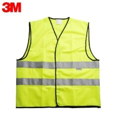 Reflective Vest for High Visibility All Day and Night with Emergency Identification Label