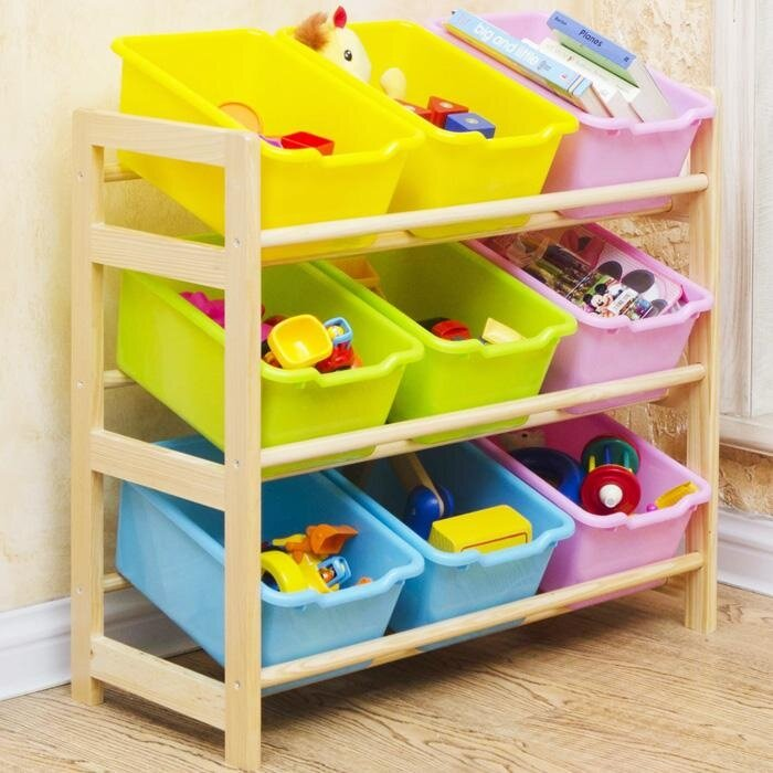 Toy Boxes & Organisers