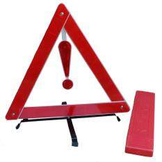 Safety Triangle Reflector c/w Casing