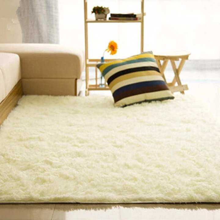 Sanwood® Living Room Bedroom Home Anti-Skid Soft Shaggy