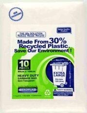 7fe3e042e93d Sekoplas Extra Large Semit-Transparent Heavy Duty Garbage Bag 10 Pieces
