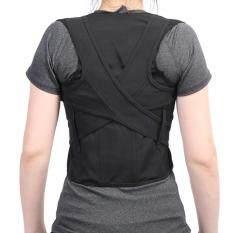 Shanyu Adult Children Back Straightening Posture Correction Waist Lumbar Shoulder Support Belt(xxxl) By Shanyustore.