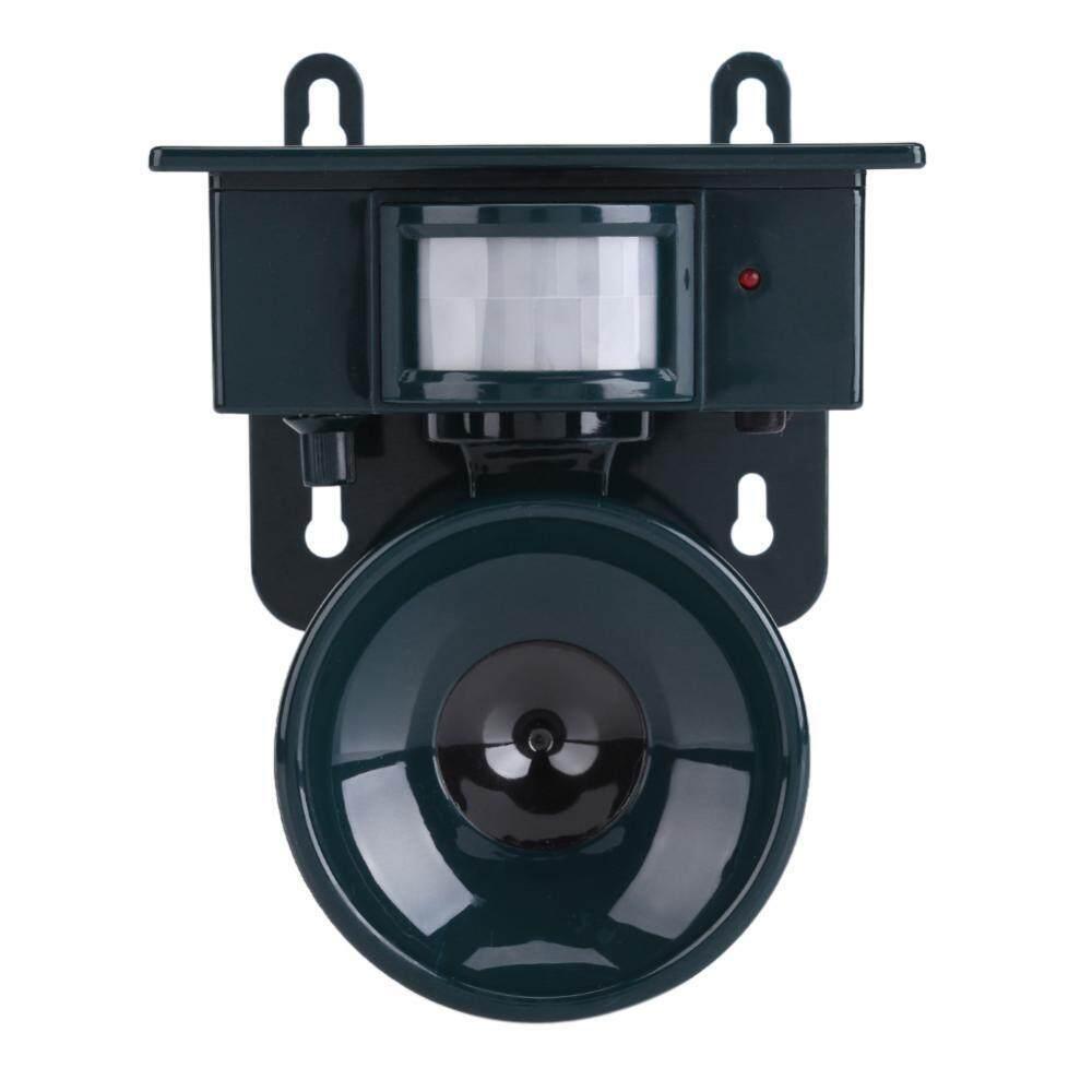 List Price Shanyu Solar Powered Pir Motion Sensor Ultrasonic Pest Repeller Bird Dog Cat Fox Mouse Chaser Intl Oem