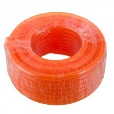 Ship Premium Water Hose Garden Hose Lawn Rubber Hose 30 Meter Orange PVC Water Hose Garden Hose Measure 16mm Diameter Suitable for Gardening Camping Agriculture Construction Site Food Industry Farm Garage