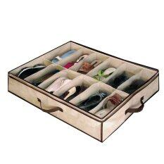 Shoes Organizer Under Bed (12 pairs)