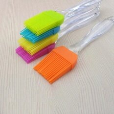 1PC Silicone baking cooking BBQ basting Brush Multipurpose kitchen utensil tool(Color Randomly)