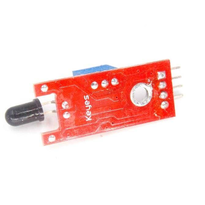 Smart Electronics 4pin KY-026 IR Flame Sensor Fire Detection