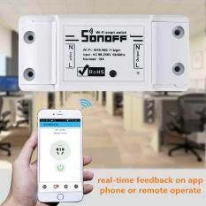 Smart Home WiFi Wireless Switch Module for Apple Android APP For ITEAD Sonoff
