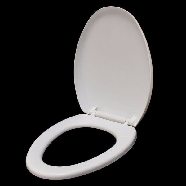 Bảng giá SOFT CLOSE HEAVY DUTY TOILET SEAT WITH TOP FIXING HINGES ARIAN V shape Phong Vũ