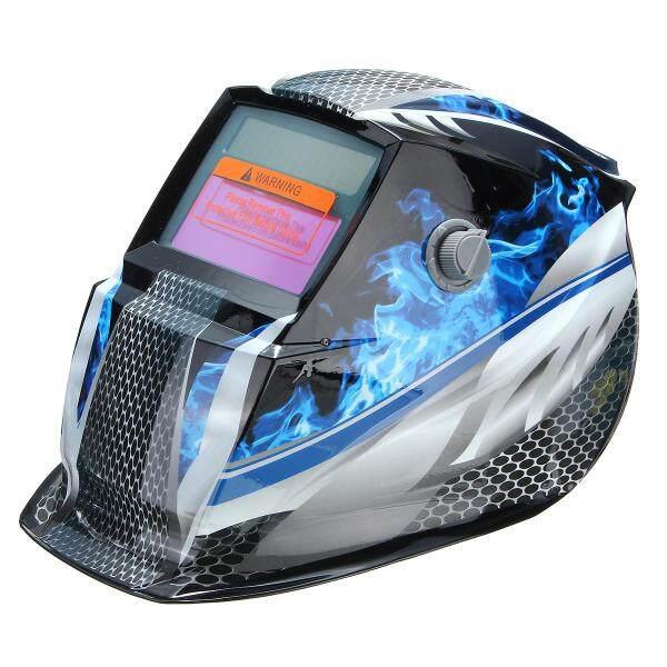 Solar Auto Darkening welders Welding Helmet Mask Grinding Mode Automatic New