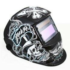 Solar Auto Darkening Welding Helmet ARC TIG MIG Weld For Welder Grinding Mask