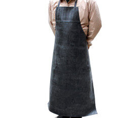 Special ball leather apron Waterproof apron extension Industrial thick and super wear corset