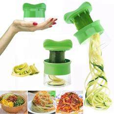 Spiral Vegetable Fruit Slicer Cutter Grater Twister Peeler Kitchen Gadgets Tools By Lvshoping.