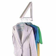 Stainless Folding Wall Hanger Mount Retractable Clothes Foldabel Hangers By Crc Mall.