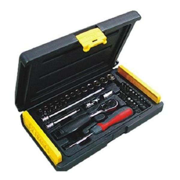 Stanley 35pcs 1/4Drive Socket Set 89-033