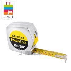 STANLEY POWER LOCK STHT33428-8 Measurement Tape / Measuring Tape  8METER / 26 FEET