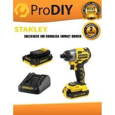STANLEY SBI201D2K 18V Brushless Cordless Impact Driver