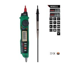 Star Mall Pen-Type Auto-Ranging Digital Multimeter With Backlight And Ncv Detector, Non-Contact Dc/Ac Voltage Detector Current Meter Data Hold