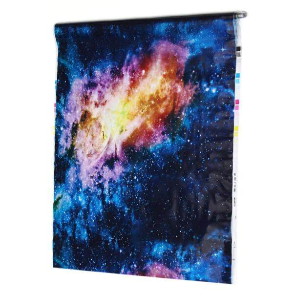 Mua In Chuyển Nước Nước In Hình Bầu Trời Đầy Sao PVA Tấm In Nhúng Nước-50X200Cm-50x150cm