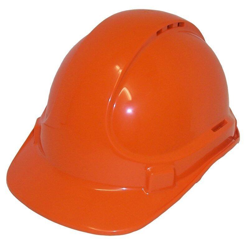 Starwill Sirim Safety Helmet - Orange