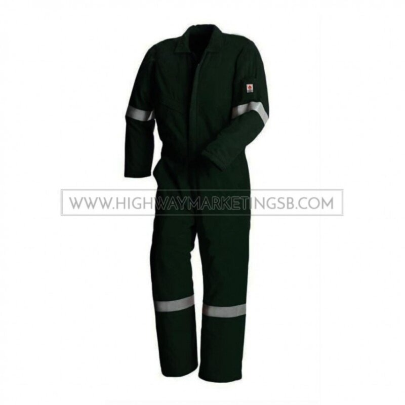 Supersonic SK-FRC(R)-DG-2XL Flame Retardant/Fire Resistant Coverall Size 2XL