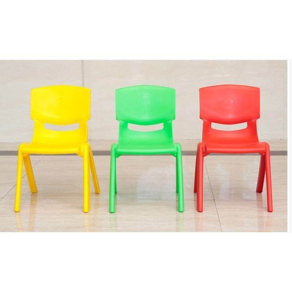 welovestore Table And Chair For Children Kindergarten Studen Counseling Training School Desks And Chairs Baby Chair Chair Stool - intl