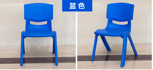 welovestore Table and chair for children kindergarten students counseling training school desks and chairs baby chair chair stool - intl